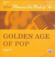 Golden Age of Pop: Memories Are Made of This [Box] by Various Artists (CD, 3...