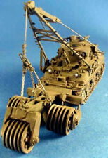 """Milicast US067 1/76 Resin WWII US M32BI with """"Earthworm"""" Mine Exploder"""