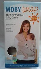 Moby Baby Wrap Carrier  FREE SHIPPING