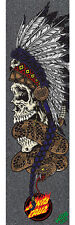 "MOB Santa Cruz Headress Skateboard Grip Tape 9"" x 33"""