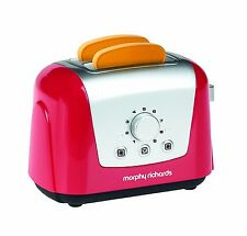Casdon Morphy Richards Replica Toaster Pop-up Toast Role Play Kid Toy Xmas Learn