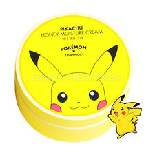 [TONYMOLY] Pokemon Pikachu Honey Moisture Cream 300ml
