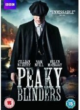 Peaky Blinders (2015)  2 DISC SET USED VERY GOOD DVD PLAYABLE IN ALL US PLAYERS
