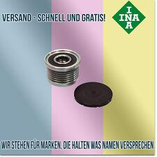 NISSAN RENAULT OPEL 1999- Freilaufriemenscheibe Lichtmaschinen INA 1.9-2.5L dCi