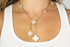 Hand crafted Clover Necklace