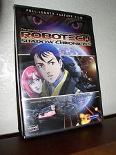 Robotech - The Shadow Chronicles: The Movie (DVD, 2007)