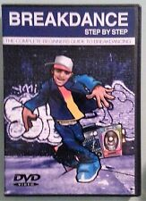 BREAKDANCE step by step the complete beginners guide to breakdancing DVD