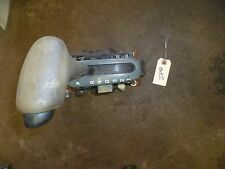 Z242 1999 GM CHEVROLET CHEVY MALIBU LS PARTS 99 TRANSMISSION CONSOLE SHIFT LEVER