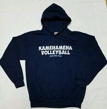 Kamehameha Schools Warriors Volleyball Sweatshirt Hoodie Medium M - 2013 - NWOT