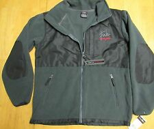 NWT FUBU Black Performance SKI WINTER Fleece Lined COAT JACKET Size Boy 14/16
