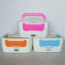 New Portable Electric Heating Lunch Box Meal Heater Rice Dinner Food Container