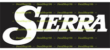 Sierra Bullets - Hunting & Shooting - Vinyl Die-Cut Peel N' Stick Decals