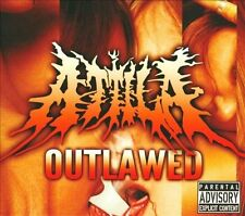 Outlawed [PA] by Attila (Deathcore) (CD, Aug-2011, Artery Recordings)