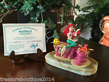 "Mint & Rare~Ron Lee Disney's The Little Mermaid ""Princess Ariel""Limited Edition"
