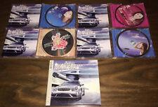 The Car of Music 4 CD SET Zheng-Yang, A-Lan, The Cherry, Chang An* VG+ to NM-