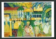 Vassily Kandisky : Crinolines - cartolina realizzata dalla Fondazione Maeght
