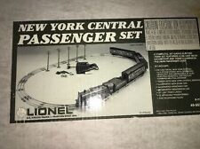 1989 Lionel New York Central Passenger Train Set in Box Engine #8613 Set 6-17773