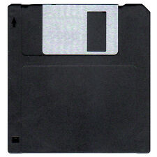 """50 Double Density DS/DD 3.5"""" 720K Floppy Disks--New Formatted  (Various Colors)"""
