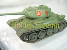 1/72   T-34 /85  Vietnamese Army Tank  VIetnam War   FInished Painted Model