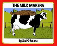 The Milk Makers-ExLibrary