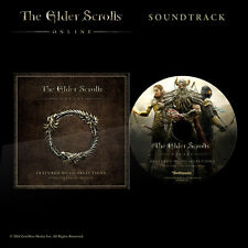 The Elder Scrolls Online - Featured Music Selections soundtrack CD FREE S/H NEW