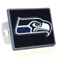 Seattle Seahawks Trailer Hitch Cover [NEW] NFL 3D Metal Truck Car Zinc Auto CDG