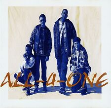 ALL-4-ONE : ALL-4-ONE / CD (ATLANTIC RECORDING 1994) - TOP-ZUSTAND