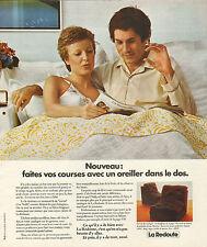 Publicité 1974  LA REDOUTE vente par correspondance ...