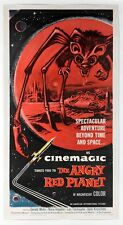 The Angry Red Planet Original 3 Sheet US Poster