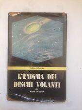 Aimè Michel, L'ENIGMA DEI DISCHI VOLANTI, Massimo, 1955 PRIMA EDIZIONE