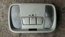 VOLVO V40 FRONT INTERIOR COURTESY MAP LIGHT UNIT AND BULBS