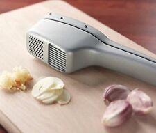 Garlic Slice N Press Crusher Squeezer Slicer Presser Masher Kitchen