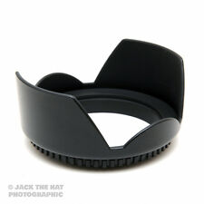 67mm Pro Petal Shaped Lens Hood. Lock Ring, Anti Flare.