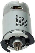 2609199273 DC motor GSR 18-2 LI DDB 180: Genuine BOSCH ersatzteil (1607022587)