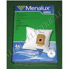 Morphy-Richards, Eio, Imetec Duraflow Vacuum Bags - Part # 6002
