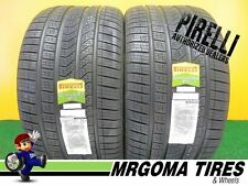 2 NEW 205/55/16 PIRELLI CINTURATO P7 RFT ALL SEASON RUN FLAT TIRES MIAMI 2055516