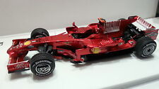 FERRARI F2008 KIMI RAIKKONEN TAMEO NEWACE FACTORY BUILT 1/43 SCALE MODEL RARE