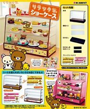 Re-Ment Show Case Display Box for Rilakkuma Petite Figures