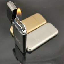 Dolphin Portable Mini Ultra Thin Flint Wheel Butane Gas Cigar Cigarette Lighter