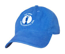 Adults The OPEN Championship 2014 Baseball Cap Mens Royal Liverpool Hat Golf