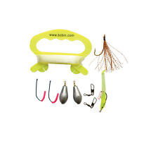 Fishing Kit: Ultralight Pocket Emergency Survival Tackle Set (BCB International)