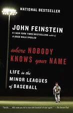 Where Nobody Knows Your Name: Life in the Minor Leagues of Baseball (Anchor Spor
