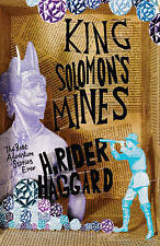 NEW  KING SOLOMONS'S MINES  adventure story by  Sir H Rider Haggard