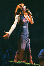 "12""*8"" concert photo of Kate Bush playing at Liverpool in 1979"