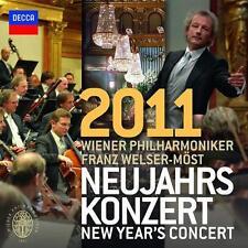 Neujahrskonzert 2011 von Wiener Philharmoniker,Franz Welser-Möst (2011), Neu OVP
