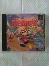 RAYMAN Rarest SONY PLAYSTATION VIDEOGAMES PS JAP JAPANESE PSX PS1