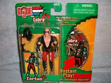 ZARTAN GI Joe vs Cobra Spy Troops Mission Disc #3  Instant Play PC Game New MIP