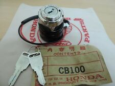 HONDA CB100 CB125S CL100 CL100S CL125S SL100 SL125 XL100 CL70 MAIN SWITCH NOS