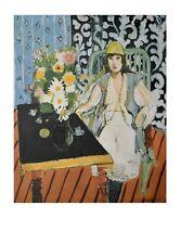 Henri Matisse le noir table poster Art Imprimé Image 70x50cm