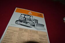 Allis Chalmers HD-11 Series B Crawler Tractor Dozer Dealer's Brochure YABE8 Ver2